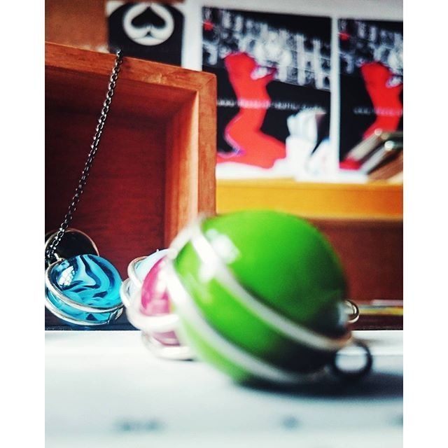 The new marble pendant