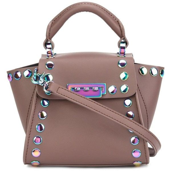 Zac Zac Posen Studded Small Tote 295 Liked On Polyvore