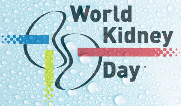 World Kidney Day and Why You Should Drink More Water