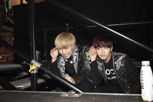 Lee Sungmin & Kim Ryeowook (Super Junior)