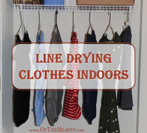 Ditch the dryer to save money on electricity and make your clothes last longer. Here are strategies to effectively line dry your clothes indoors.