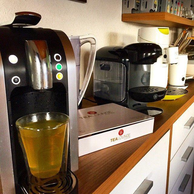 Darf es ein #tee sein oder doch lieber #kaffee #cafe #espresso #philips #senseo #twist #bosch #tassimo und #teekanne #tealounge #system da bleiben keine #wünsche offen
