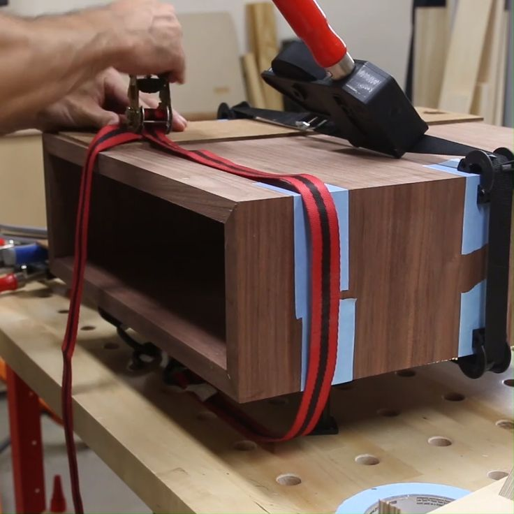 Tie Down Straps for Woodworking???