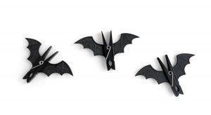 Spooky bat pegs kidsinteriordesigns.com.au