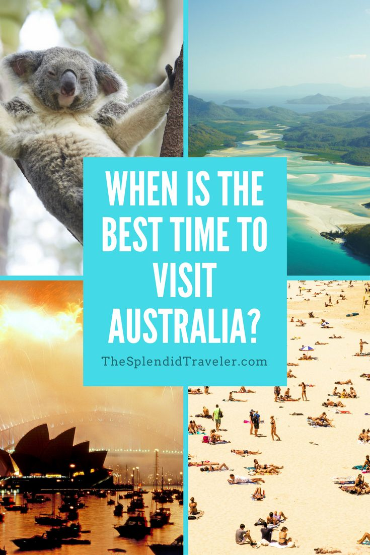 When Is The Best Time To Visit Australia | Australia Travel Tips | Australia is an enormous country, spanning multiple climactic zones, meaning that the best time to visit varies widely depending on where you want to go. Rainfall differs dramatically from the tropical north to the temperate south, while temperatures at one end of the country are often very different from the other.