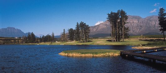 Winelands De Zalze Golf Club