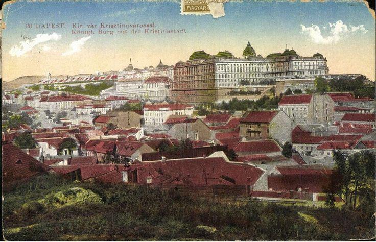 Krisztinaváros és a Vár