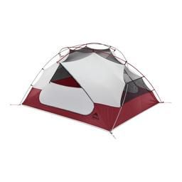 The most livable 3-person backpacking tent in its class.With all the features you expect from MSR, the freestanding Elixir 3 tent offers backpackers an extremely livable backpacking tent at a great value. The tent design provides plenty of headroom and space for three full-size adults and their mats, two large doors for easy entry, and two large vestibules for storing gear. Balancing breathable mesh fabric with solid canopy fabric, the 3-season Elixir 3 tent provides ventilation, warmth and…