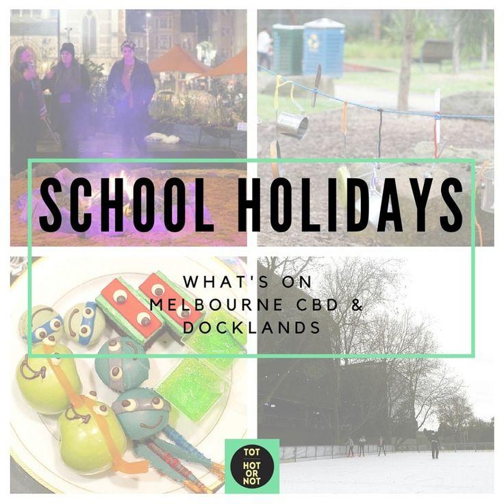 Winter School Holidays Melbourne - Friday 24 June to Sunday 10 July - CBD/Docklands bit.ly/june2016schoolhols