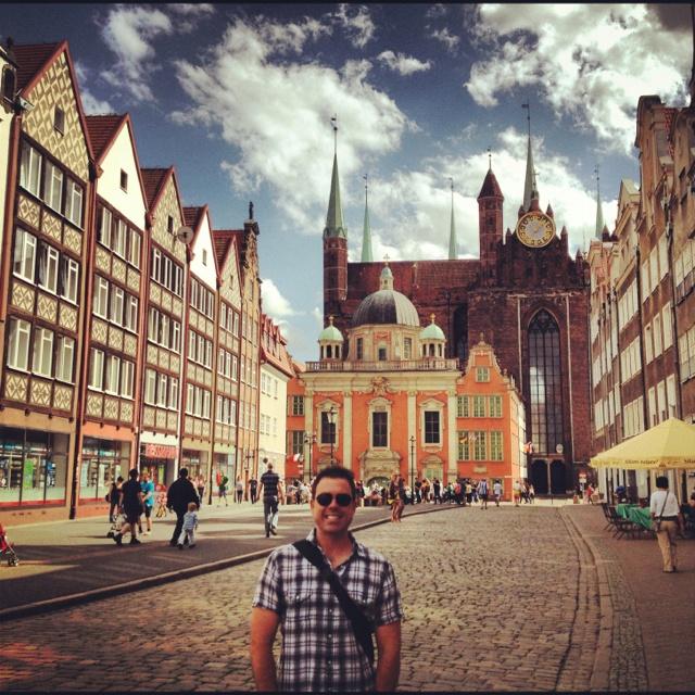 Gdansk, Polska