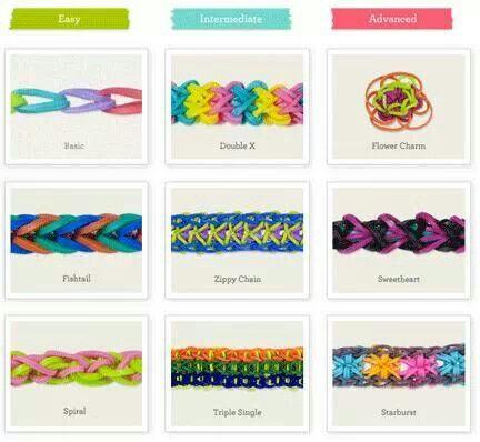 23 Best Loom Bands Images On Pinterest Rubber Band Bracelet