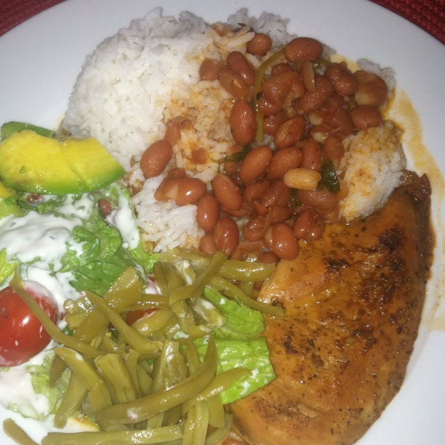Dominican traditional food !