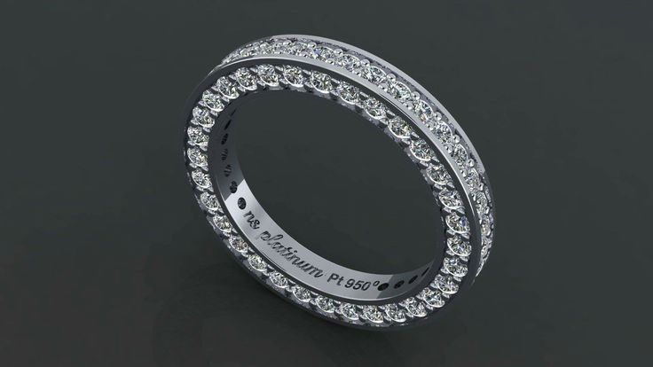Σειρε δαχτυλίδι από πλατίνα με διαμάντια!  Ring platinum and diamonds!
