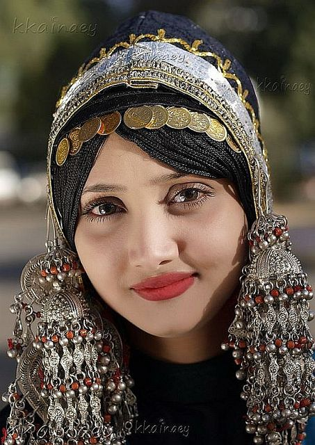A bride from Yemen | © Khalid Alkainaey