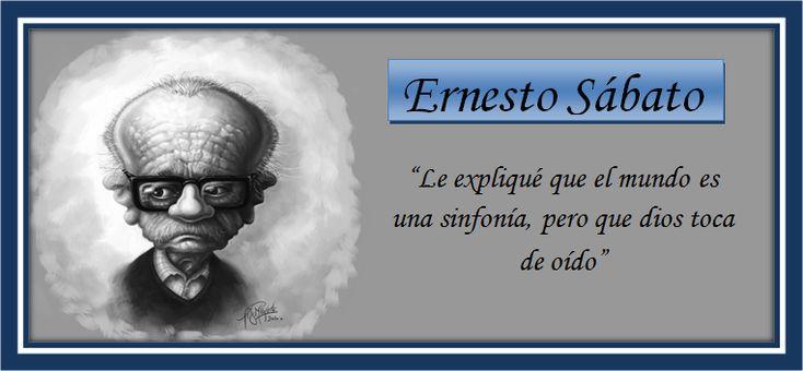 #Ernesto Sabato