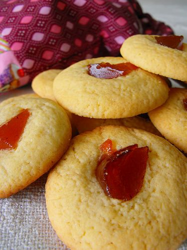As receitas lá de casa: Miminhos com marmelada