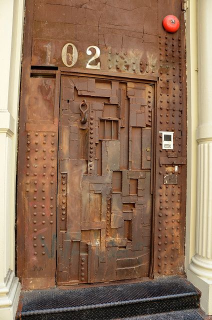 steampunk doors | Steampunk door | Flickr - Photo Sharing!
