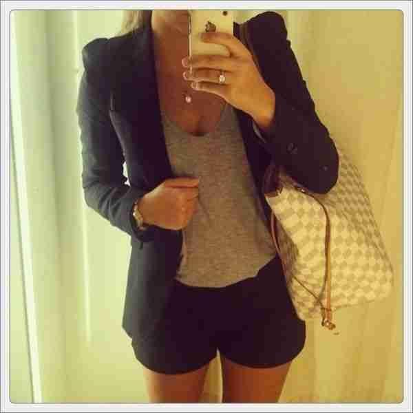 Brown/Beige Louis Vuitton Bag 2014 #Louis #Vuitton #Bag