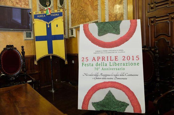 13 Aprile: al via in città le manifestazioni per il 70° anniversario della Liberazione. Una festa lunga un mese.