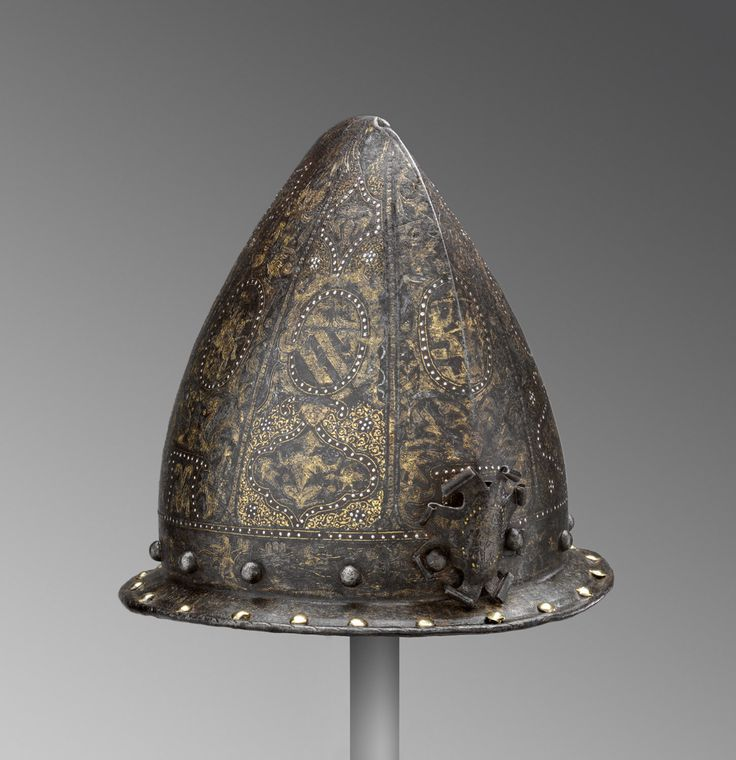 Cabasset (Helmet) Made in Milan, Lombardy, Italy ca. 1575