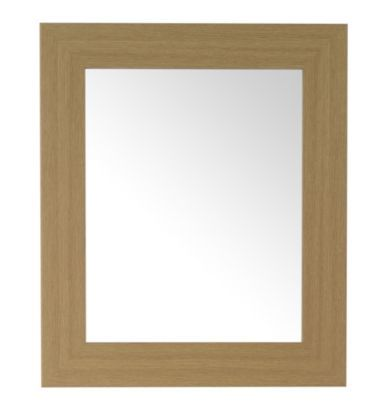 Mirrors are bright and reflective which adds depth and light to any space!