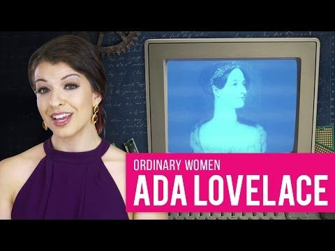 Feminist Frequency celebrates the brilliant life of Ada Lovelace / Boing Boing
