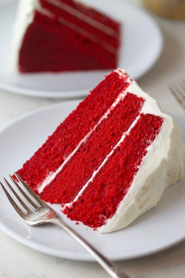 Classic Southern Red Velvet Cake Mom Loves Baking Recipe Southern Red Velvet Cake Red Velvet Cake Velvet Cake
