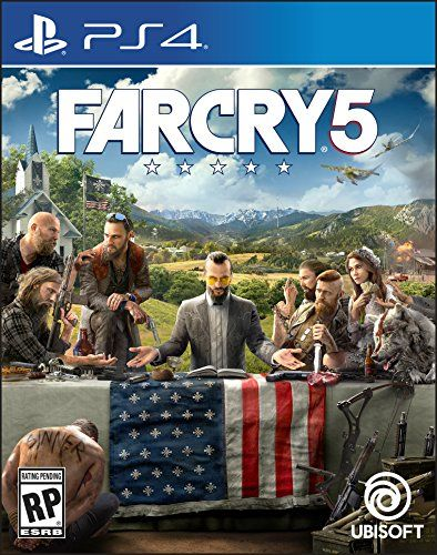 Far Cry 5 - PlayStation 4 Standard Edition Ubisoft