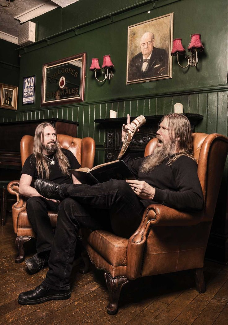 This is the epic tale behind Amon Amarth's new album