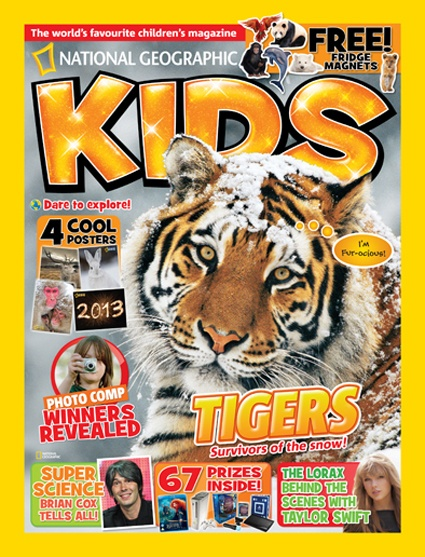 Repin Edit Comment  National Geographic Kids Magazine Issue 82 is out now!    National Geographic Kids Magazine Issue 82 is out now!