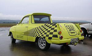 Saab 95 pick up
