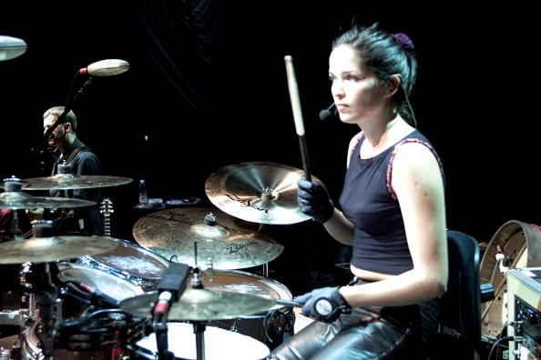 Caroline Corr | 22 Kickass Lady Drummers Who Are The Definition Of Cool