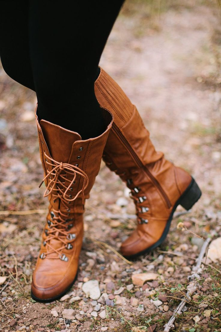 What a perfect boot to add to your fall wardrobe!