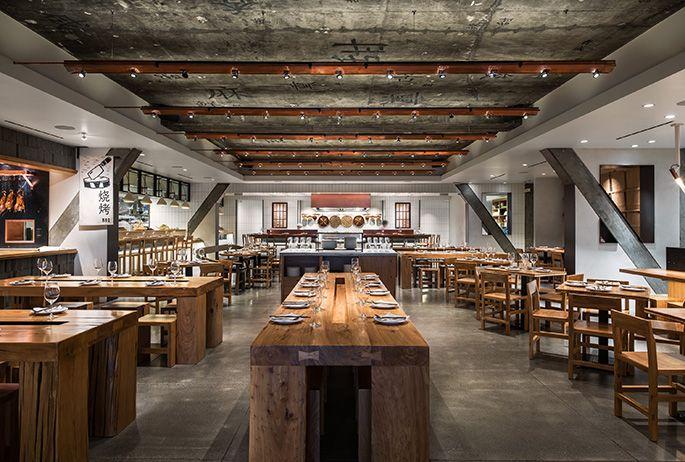 Best modern restaurant cafe interiors images on