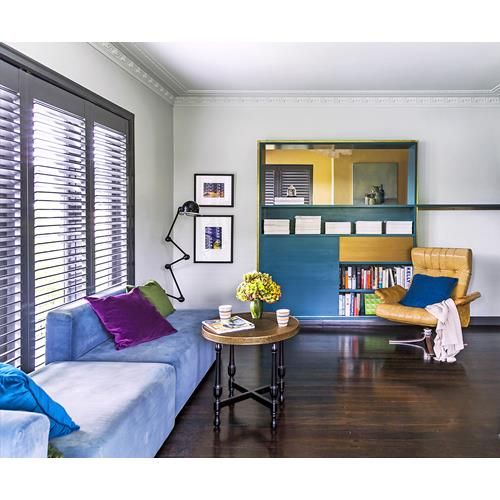 Find out how a Brisbane interior designer trimmed her budget by revitalising – not renovating – her 1940s home.