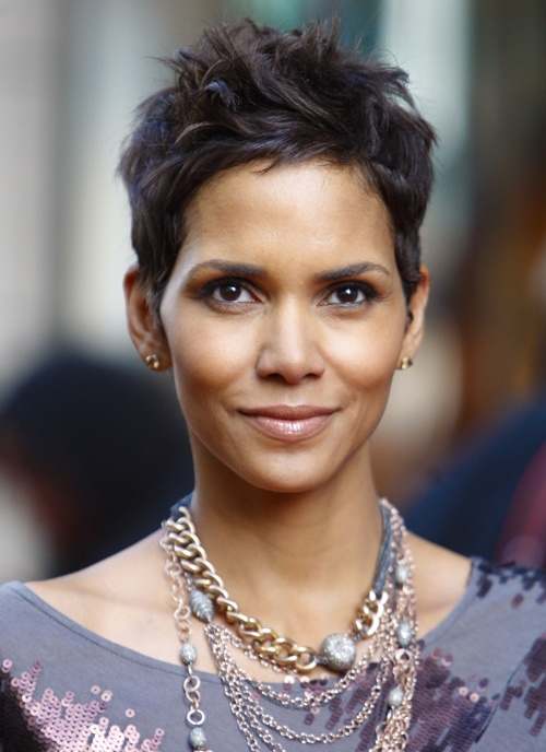 Hair Halle Berry - some people may not think much of you but to me you are everything!!