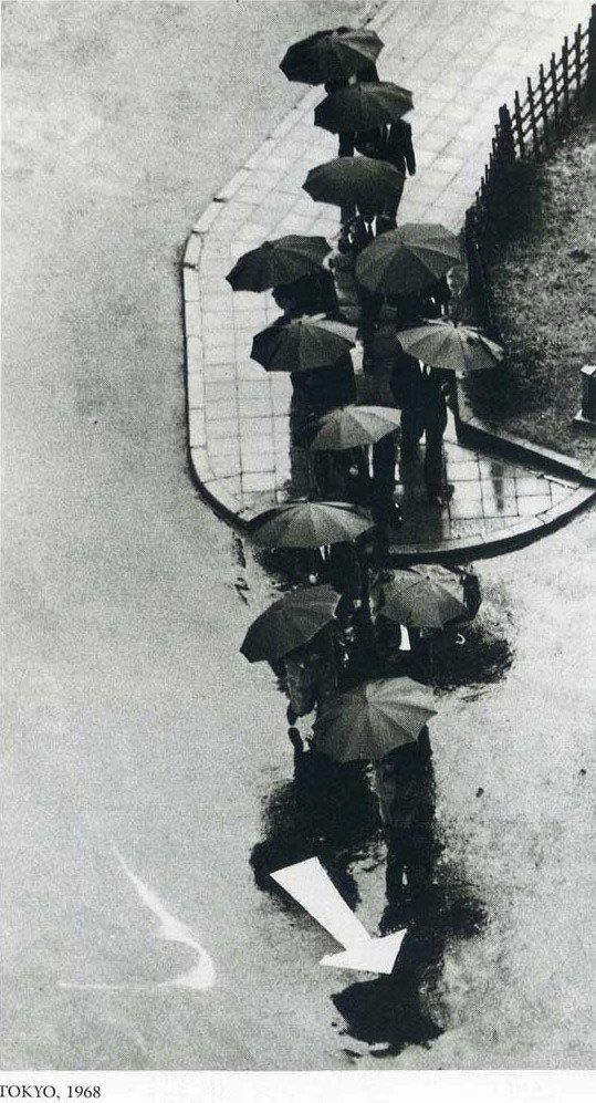 Andre Kertesz: Don't be afraid to see the ordinary in an extraordinary way