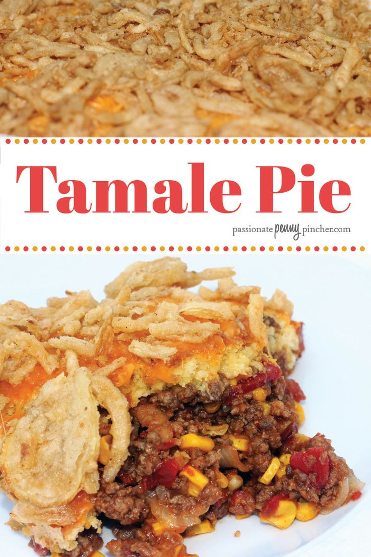 320 best recipes from passionate penny pincher images on pinterest tamale pie forumfinder Choice Image