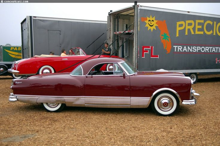 1952 Packard Panther