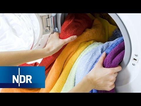 YouTube Dosierung vom Waschpulver