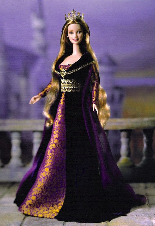 Barbie Dolls Of The World Princess Princess of the French...