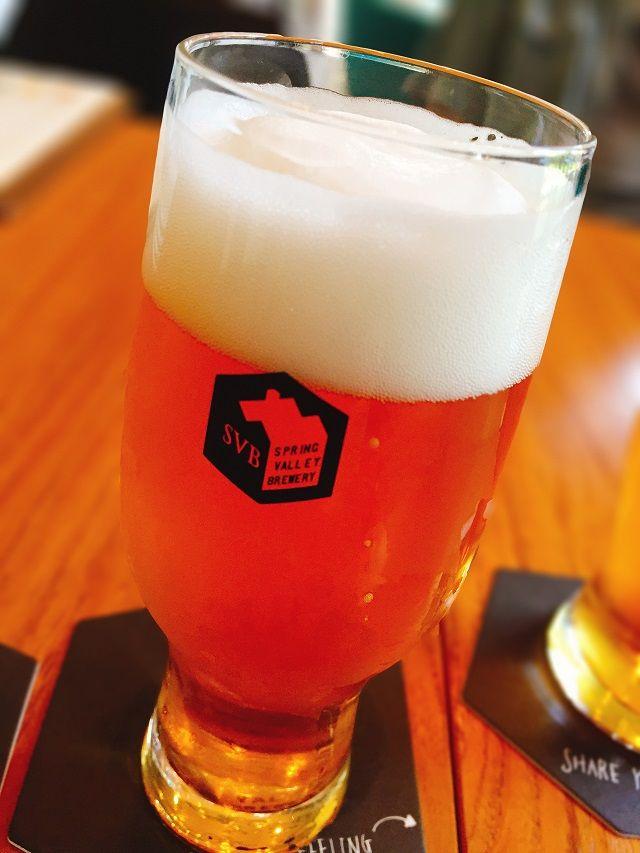 コープランド。 日本のビール産業の祖、ウィリアム・コープランド氏の名を使っています。  香りが華やかですね。飲むと甘味を感じますが、すぐに心地よい苦みが舌にスーッと 溶けていきます。