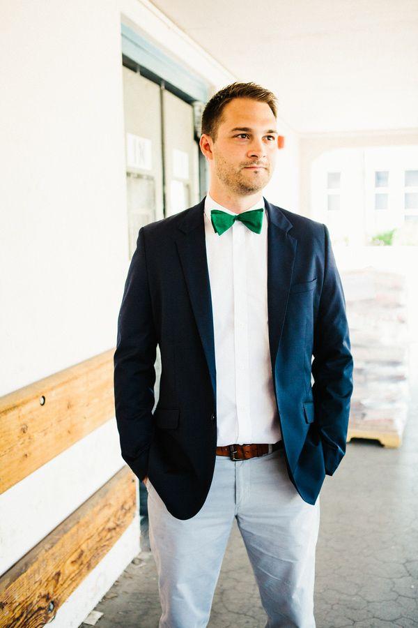 simple updated groom's look // photo by Kayla Adams