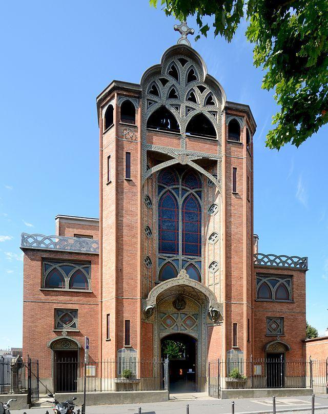 Église Saint-Jean de Montmartre - Paris
