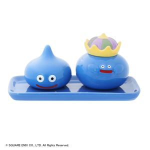 Dragon Quest Slime Salt and Pepper Shakers