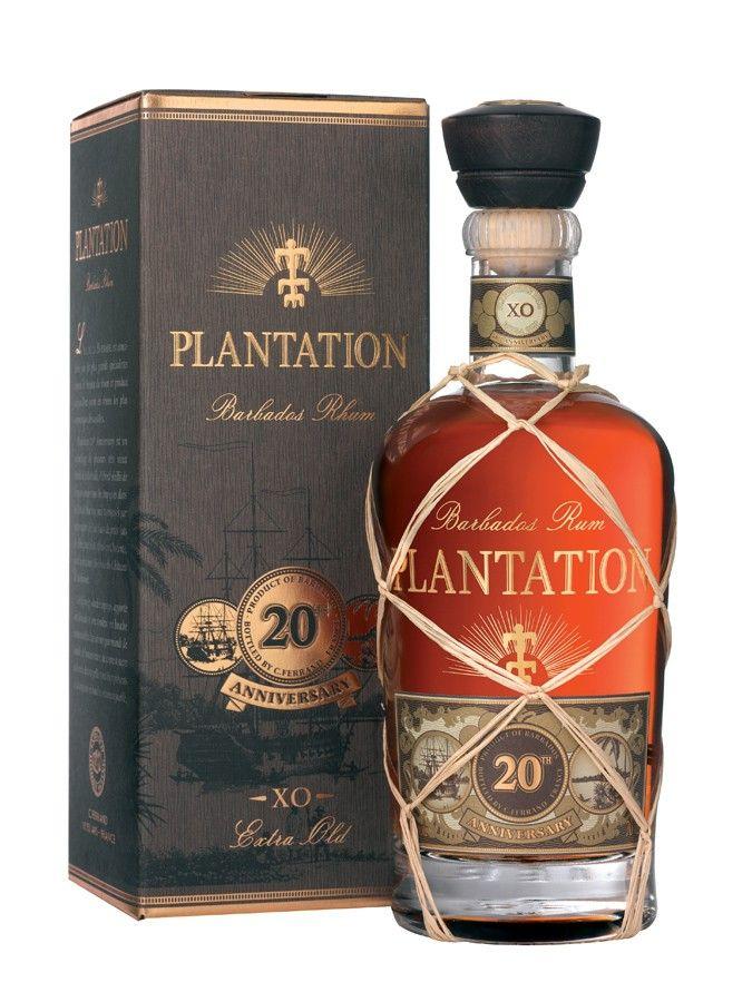 PLANTATION RUM XO 20th Anniversary  Geschenk mit Rum gibt es bei http://www.dona-glassy.de/Geschenke-mit-Rum:::22.html