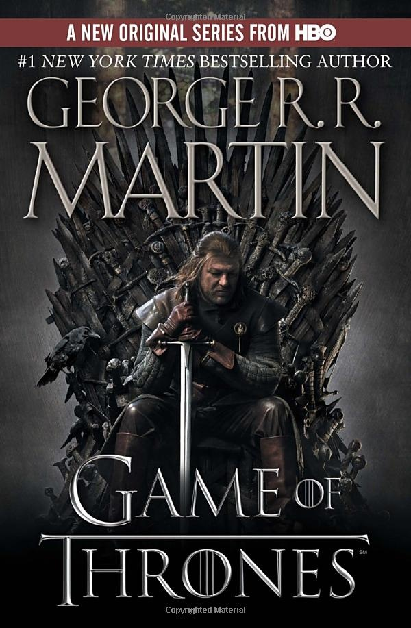 A Game of Thrones (A Song of Ice and Fire,Book 1): George R.R. Martin: Amazon.com. Totally worth reading. G.R.R. is a master, and here's to hoping he doesn't have a heart attack before finishing the series (cheers!).