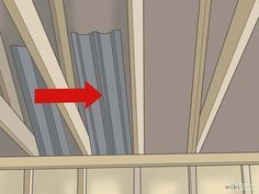 How to Insulate a Cathedral Ceiling-Cathedral ceilings are a feature in many homes that add to value to the house because the high ceiling tends to make rooms look larger. It provides an open, airy look and feel to the room and they are often in demand among home buyers. While many people think they look nice, providing insulation can sometimes be a challenge due to the extra space between the ceiling and the floor.