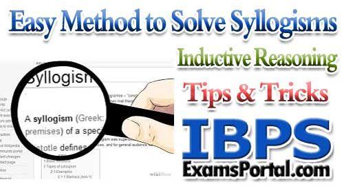 Syllogisms & Logic Essay Sample