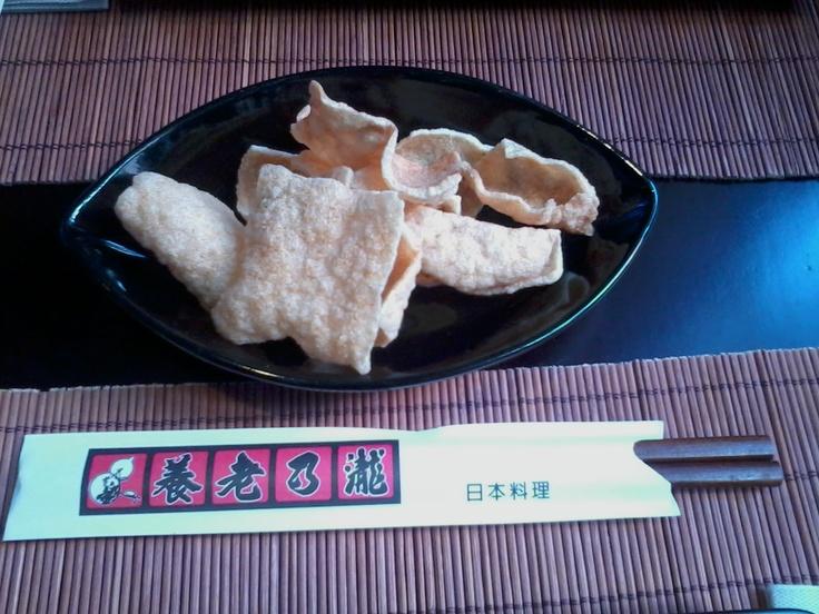 Restaurante Seitaro, más japonés en Sevilla